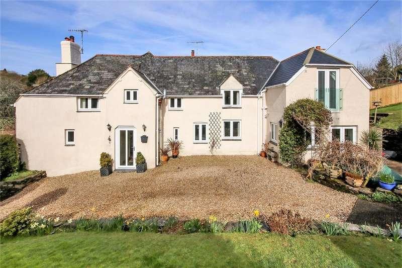 3 Bedrooms Semi Detached House for sale in Goveton, Kingsbridge, Devon, TQ7