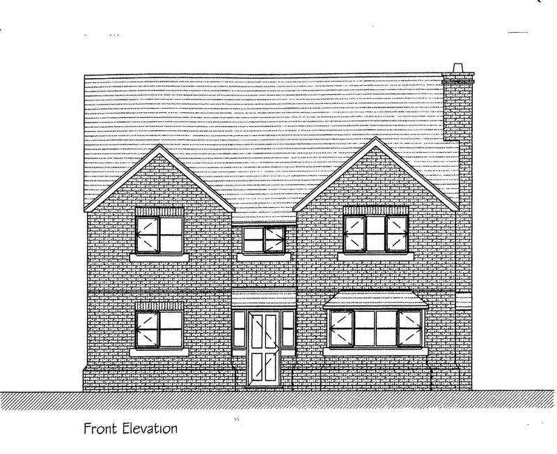 4 Bedrooms Detached House for sale in Rosewood Drive, Welshampton, Ellesmere