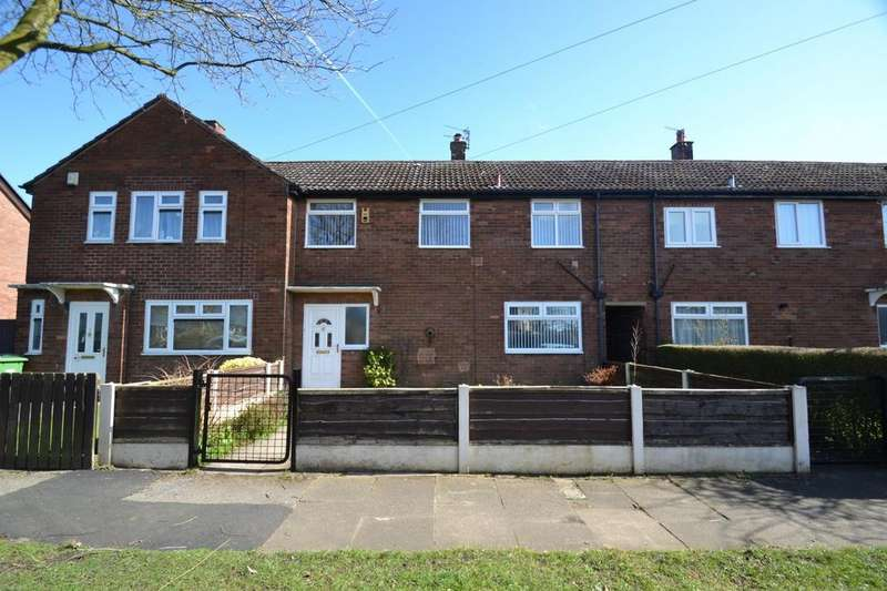 3 Bedrooms Terraced House for sale in Sandbach Road, Sale