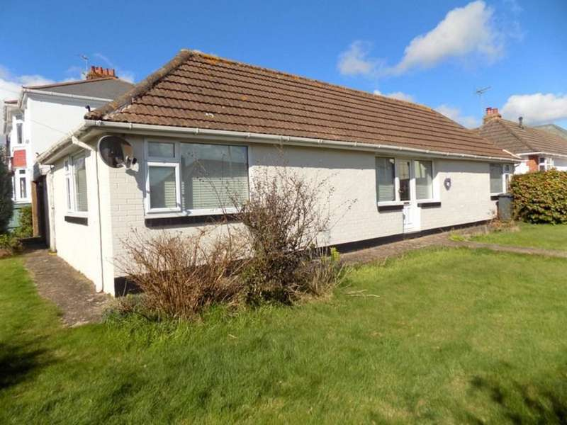 2 Bedrooms Detached Bungalow for sale in Seymour Road, Exmouth