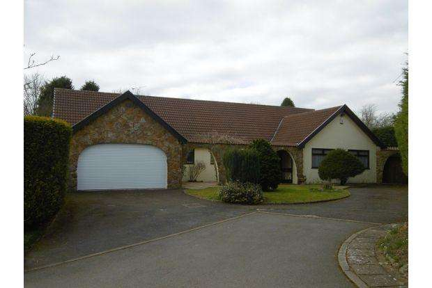 4 Bedrooms Detached Bungalow for sale in CHARLEMONT GARDENS, WALSALL