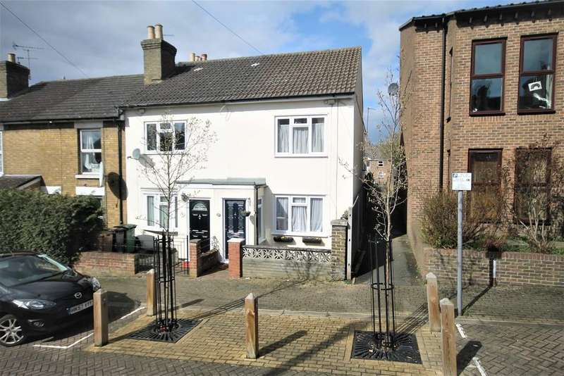 3 Bedrooms End Of Terrace House for sale in Maidstone, Kent