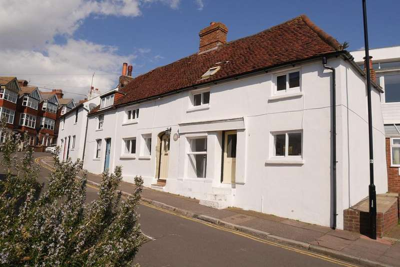 4 Bedrooms Semi Detached House for sale in Ocklynge Road, Eastbourne, BN21