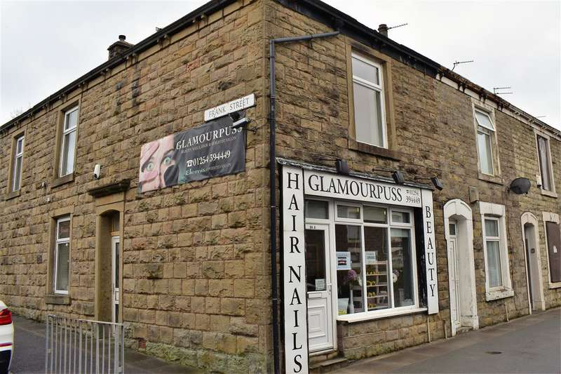 4 Bedrooms Terraced House for sale in Whalley Road, Clayton Le Moors, Accrington