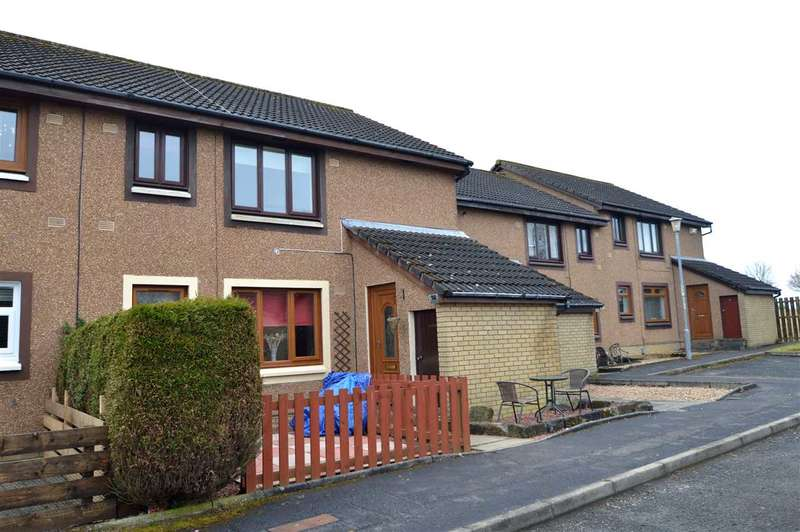 2 Bedrooms Maisonette Flat for sale in Reynolds Path, Wishaw