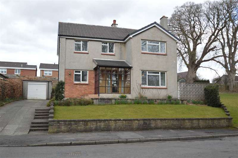 4 Bedrooms Detached House for sale in Covanburn Avenue, Hamilton