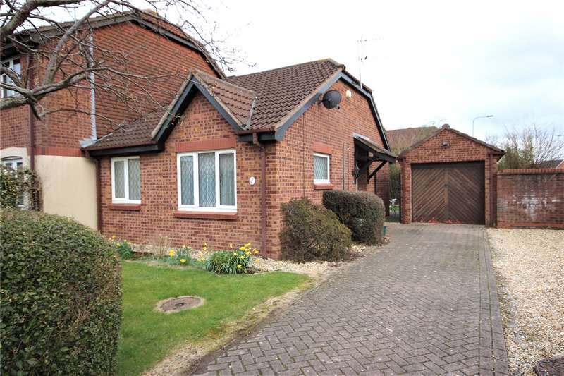 2 Bedrooms Bungalow for sale in Meadow Way Bradley Stoke Bristol BS32