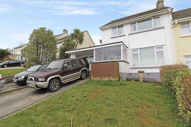 3 Bedrooms Property for sale in Boslowick Road, Falmouth