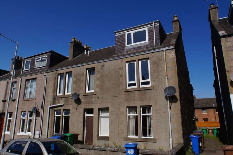 2 Bedrooms Flat for sale in Taylor Street, Methil, Leven, KY8