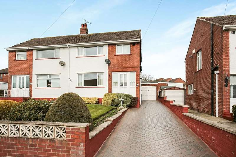 3 Bedrooms Semi Detached House for sale in Green Lane, Belle Vue, Carlisle, CA2