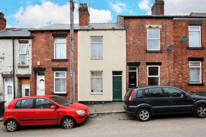 3 Bedrooms Terraced House for sale in Ellerton Road, Sheffield, South Yorkshire