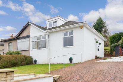 3 Bedrooms Bungalow for sale in Kingsheath Avenue, Rutherglen, Glasgow, South Lanarkshire