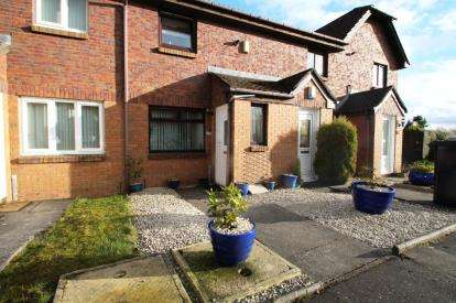 2 Bedrooms Terraced House for sale in Millburn Gardens, Mossneuk
