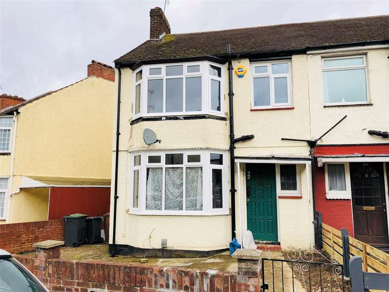 3 Bedrooms Terraced House for sale in Shelley Road, Luton