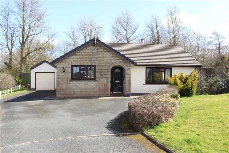3 Bedrooms Detached Bungalow for sale in Hywel Way, Pembroke