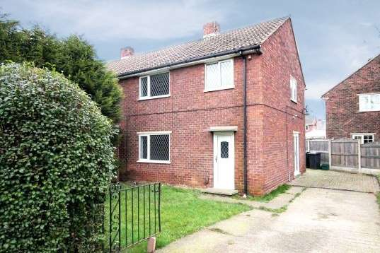 3 Bedrooms Property for sale in Riverdale Road, Doncaster, South Yorkshire, DN5 9LB