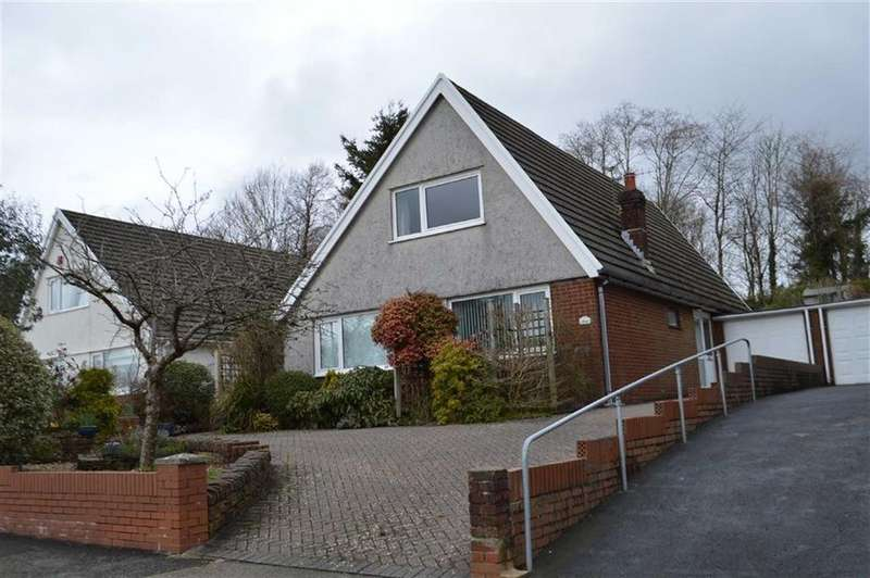 4 Bedrooms Detached Bungalow for sale in Gabalfa Road, Swansea, SA2