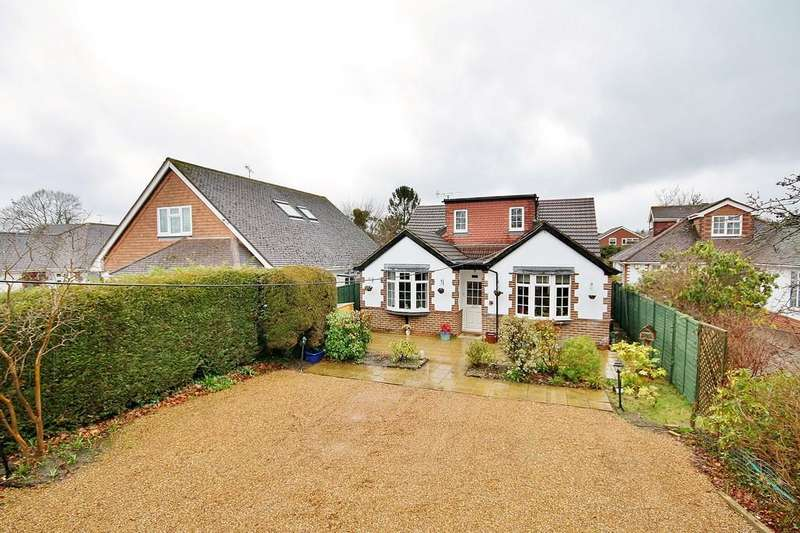 4 Bedrooms Detached House for sale in West End, Woking