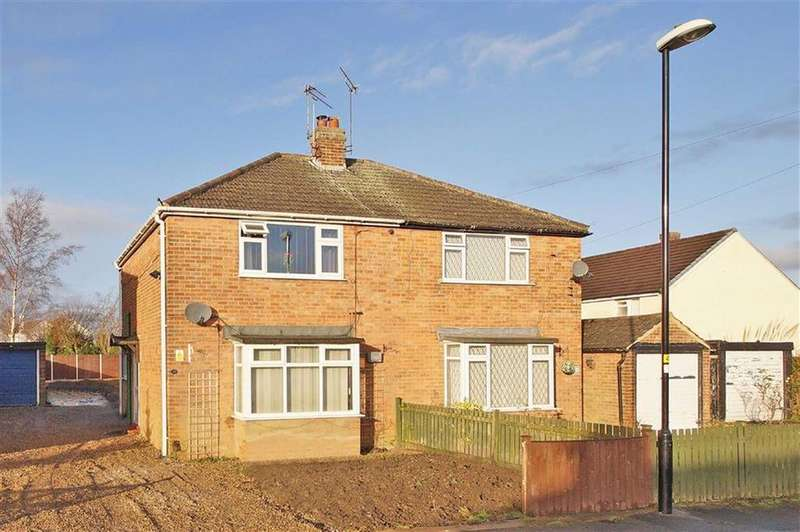 3 Bedrooms Semi Detached House for sale in Kirkham Road, Harrogate, North Yorkshire