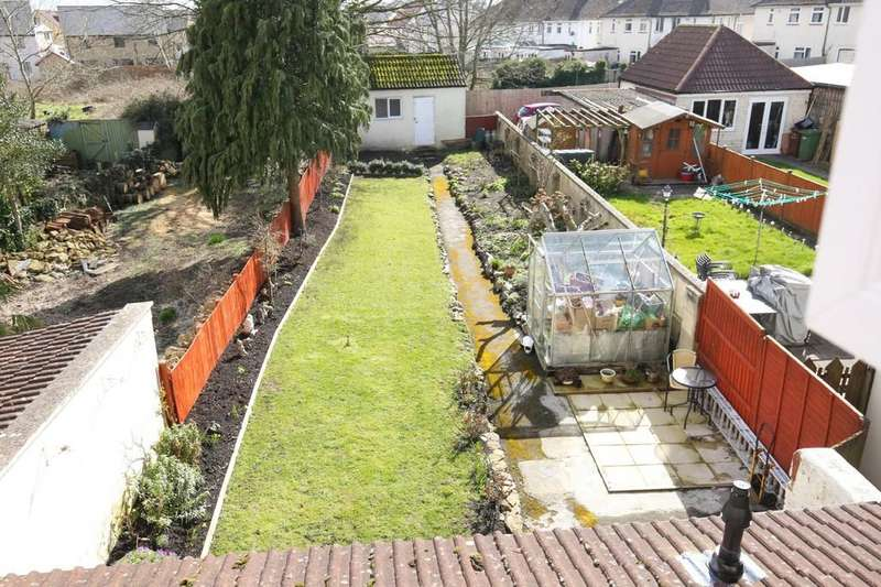 3 Bedrooms End Of Terrace House for sale in Broadway, Frome