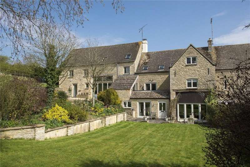 5 Bedrooms Semi Detached House for sale in Aldsworth, Nr Burford, Gloucesestershire, GL54