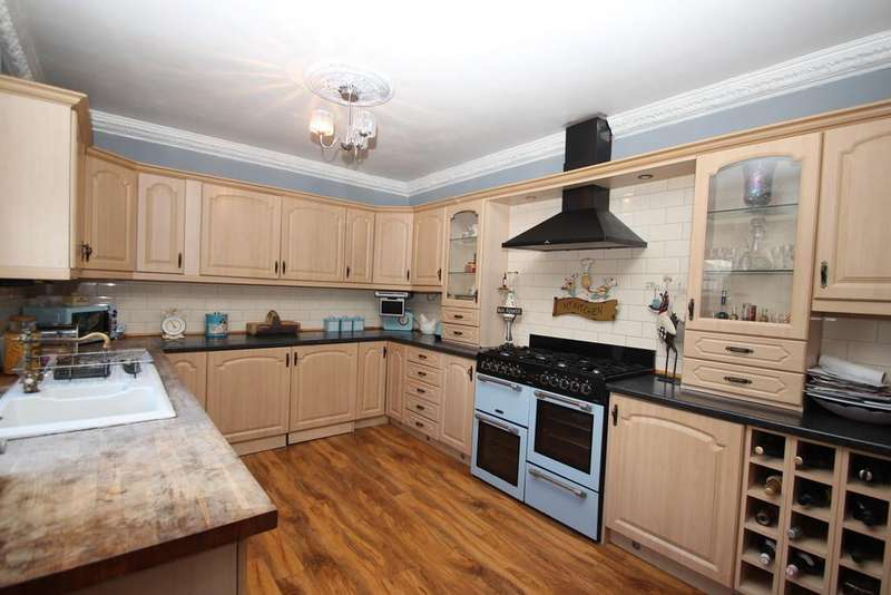 4 Bedrooms End Of Terrace House for sale in Windermere Terrace, South Moor, Stanley