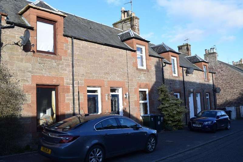 3 Bedrooms Terraced House for sale in Ruthven Street, Auchterarder, Perthshire, PH3 1BW
