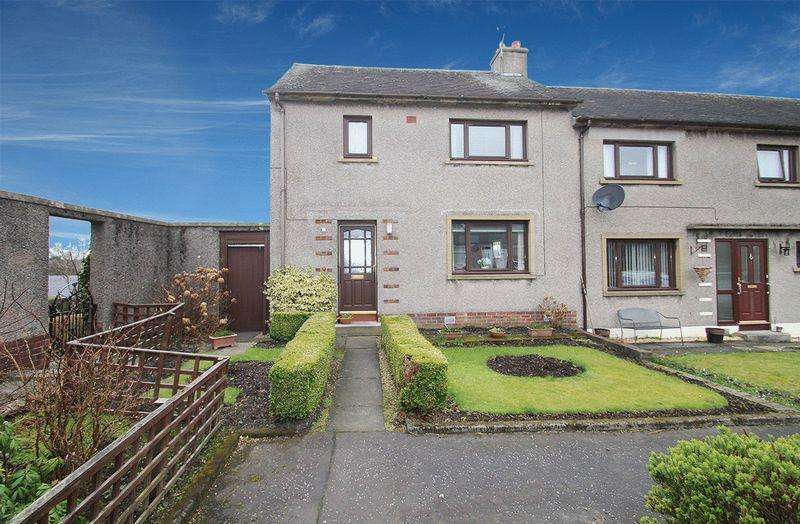 2 Bedrooms Terraced House for sale in Keilarsbrae, Sauchie