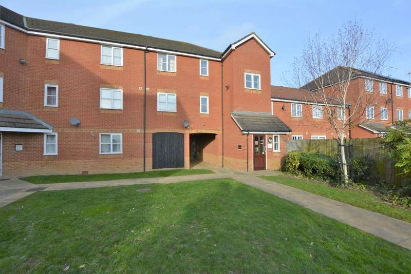 2 Bedrooms Flat for sale in Riverbank Way, Willesborough, Ashford