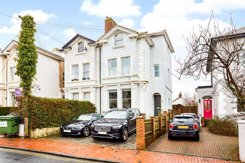 4 Bedrooms Semi Detached House for sale in St. James Road, Tunbridge Wells, Kent, TN1