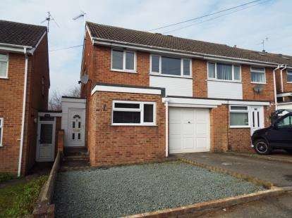 3 Bedrooms Semi Detached House for sale in Lynwood Grove, North Swindon, Swindon, Wiltshire