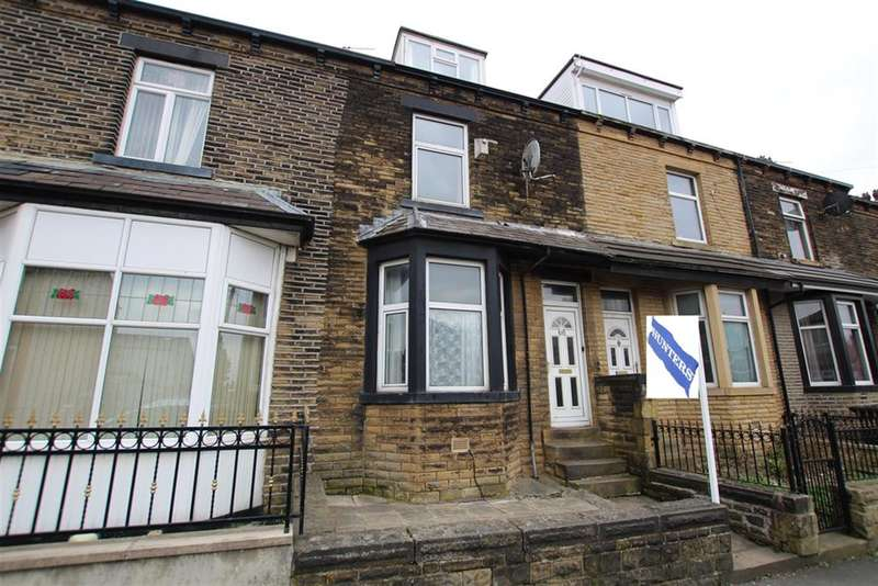 4 Bedrooms Terraced House for sale in Thornbury Avenue, Bradford, BD3 8HY