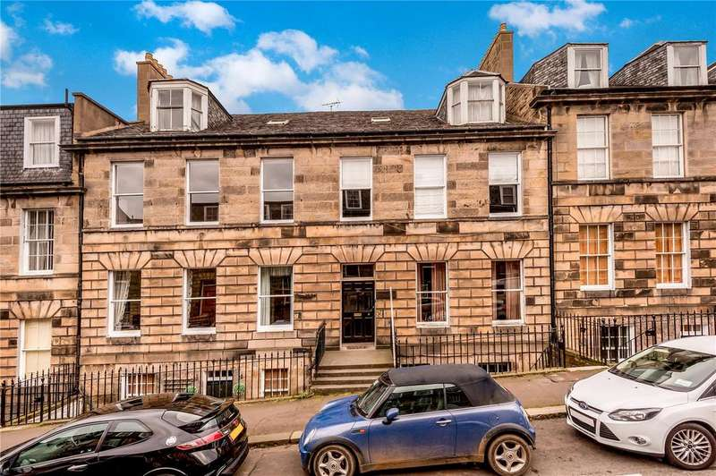 3 Bedrooms Flat for sale in 9B Hart Street, New Town, Edinburgh, EH1