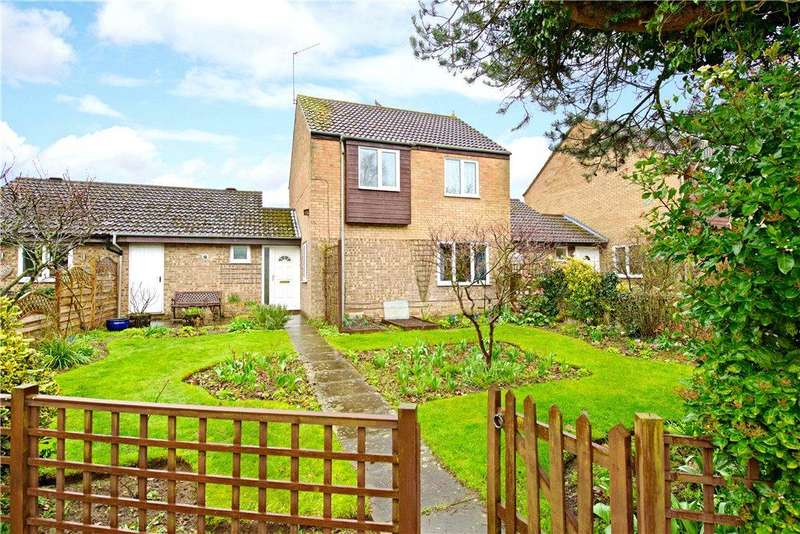 3 Bedrooms Link Detached House for sale in Carters Close, Sherington, Buckinghamshire