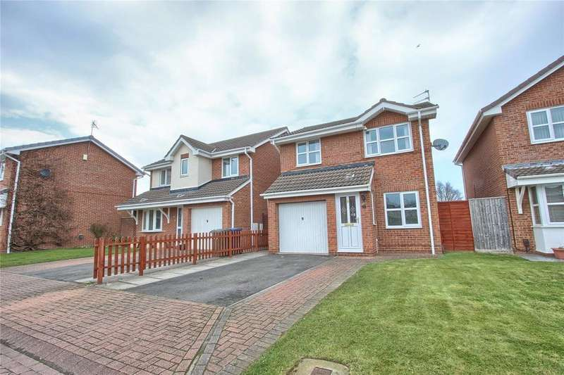 3 Bedrooms Detached House for sale in Lancaster Drive, Marske-by-the-Sea