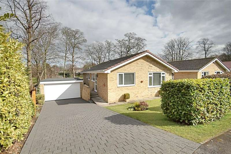 3 Bedrooms Detached Bungalow for sale in Clockwood Gardens, Yarm