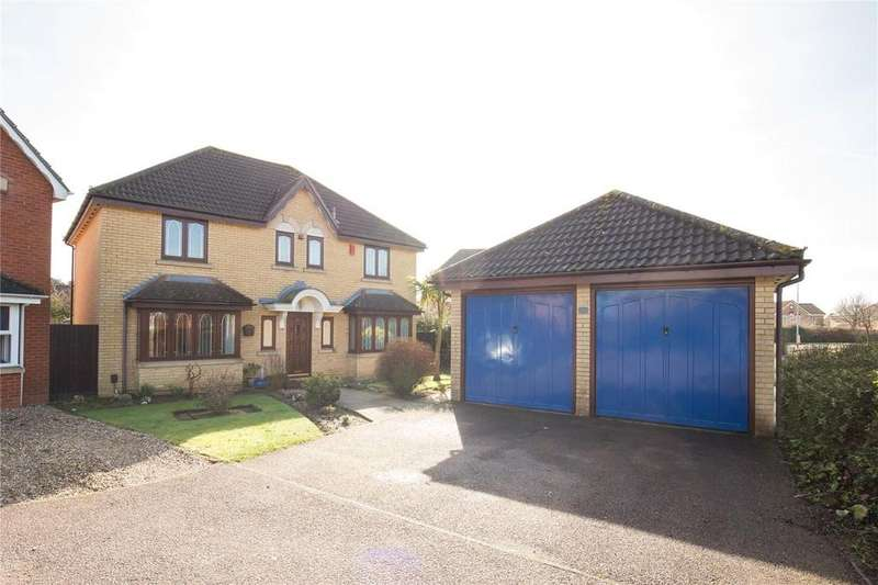4 Bedrooms Detached House for sale in Winstanley Road, Norwich, Norfolk, NR7