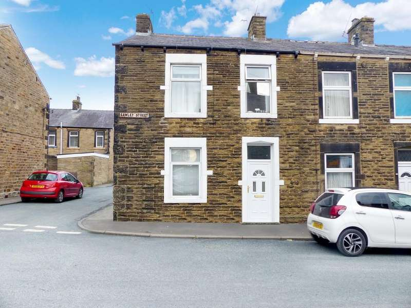 3 Bedrooms End Of Terrace House for sale in Sawley Street, Skipton