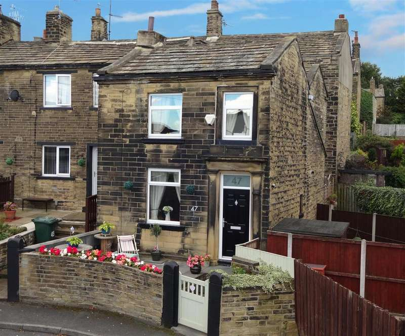 2 Bedrooms House for sale in Croft Street, Idle, Bradford