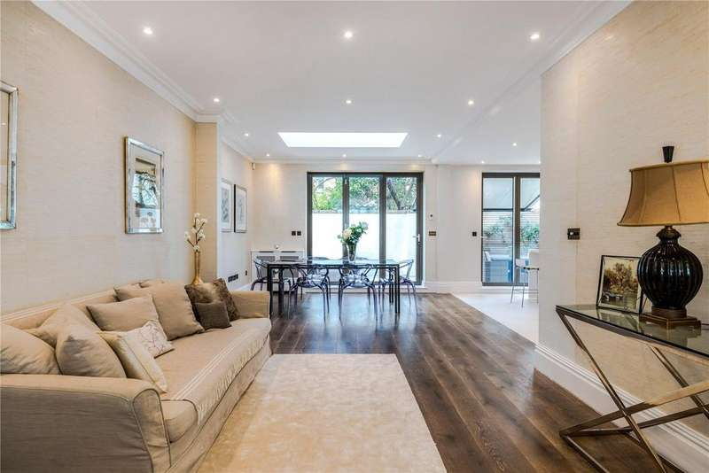 5 Bedrooms Semi Detached House for sale in Lilyville Road, Fulham, London, SW6