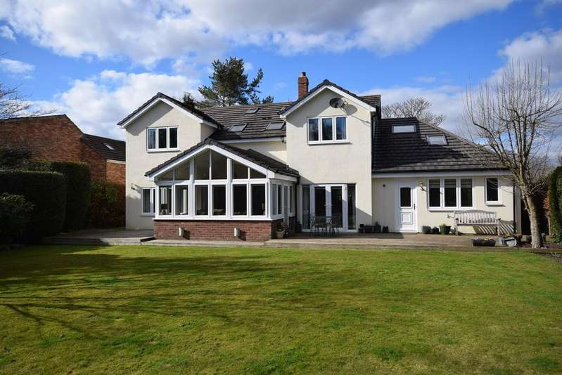 4 Bedrooms Detached House for sale in Middle Drive, Darras Hall, Ponteland, Newcastle upon Tyne, NE20