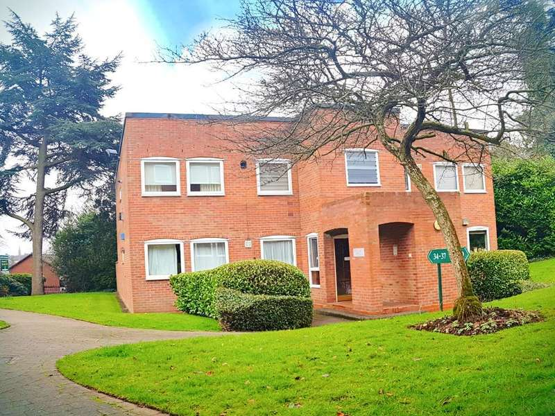2 Bedrooms Flat for sale in Jacoby Place, Priory Road, Edgbaston, Birmingham, B5 7UN