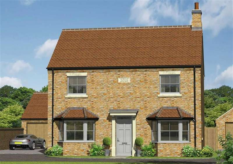 4 Bedrooms Detached House for sale in Glooston, Welland Fields, Lubenham, Leicestershire