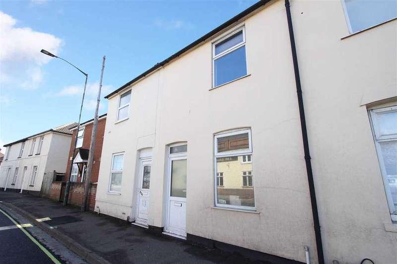 2 Bedrooms Terraced House for sale in Woodbridge Road, Ipswich