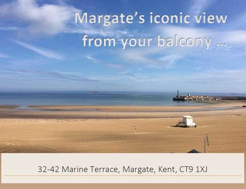 4 Bedrooms Apartment Flat for sale in Marine Terrace, Margate