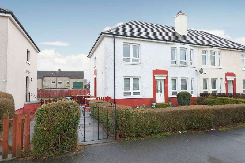 2 Bedrooms Flat for sale in Fulwood Avenue, Glasgow, G13 4BD