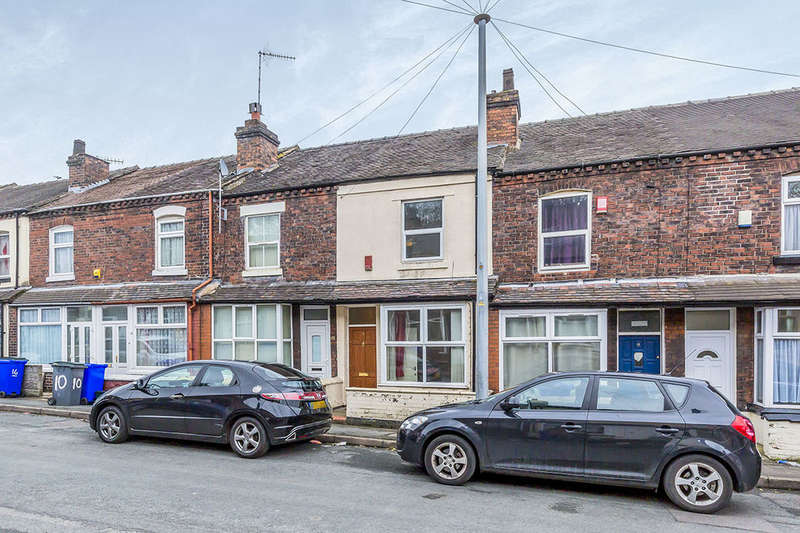 2 Bedrooms Terraced House for sale in King William Street, Stoke-On-Trent, ST6