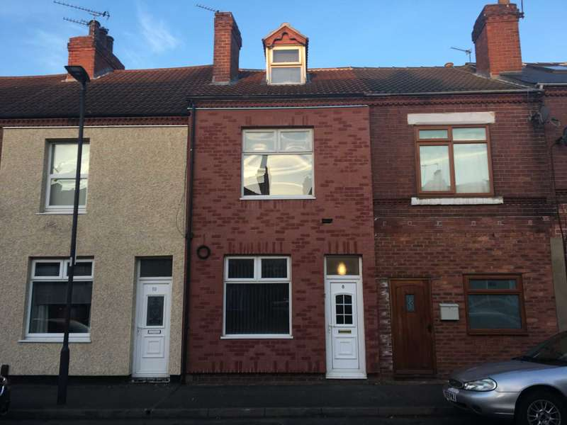 5 Bedrooms Terraced House for sale in St Johns Road, Balby