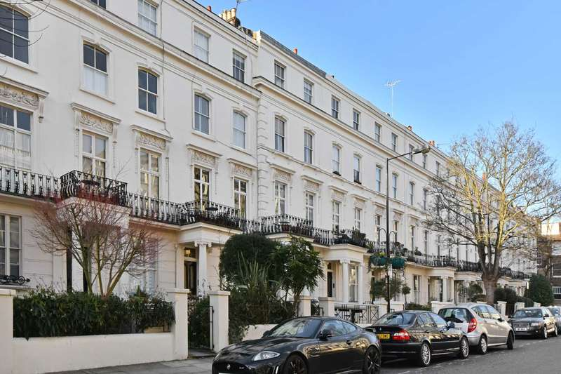 6 Bedrooms Terraced House for sale in Clarendon Gardens, Little Venice W9