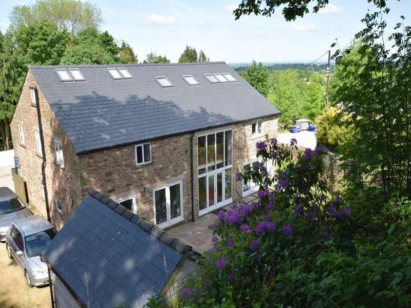 7 Bedrooms Detached House for rent in Rainow, Macclesfield